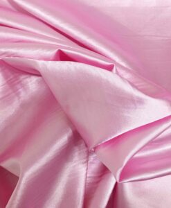 Satin lycra rose bonbon