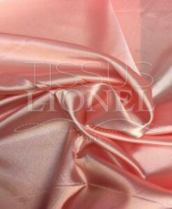 Satin Lycra roze zalm