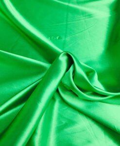 Satén lycra vert brasil