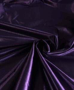 Сатин Charmeuse темно-фиолетовые сетки