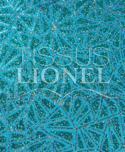 satin sequined turquoise sequined turquoise background and silver