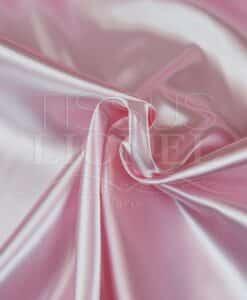 Атласный светло-розовый уни