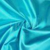 satin uni turquoise clair