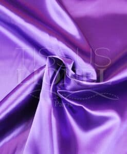 сатин уни фиолетовый