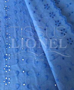 Royal eyelet fabric