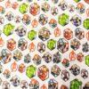 Avangers marvel ткань из органического хлопка