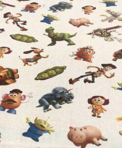 Tissu coton disney Toy Story