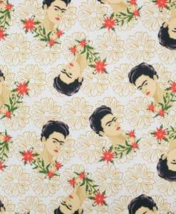 Tissu coton Frida