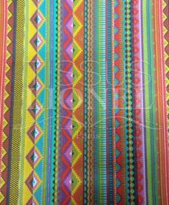 impresa México tela de algodón
