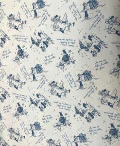 Tissu coton saint malo