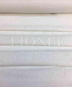 weißes Tuch Schwamm