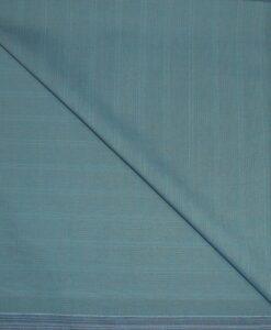 Kammgarngewebe blaue Ente
