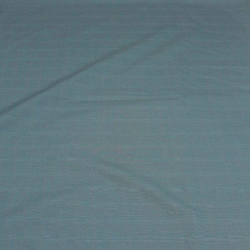 Tissu lainage bleu canard