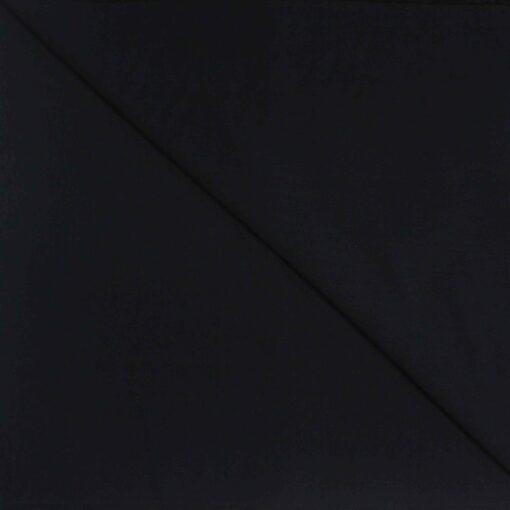 Tissu lainage bleu nuit