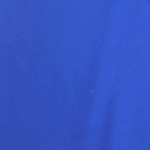 Tissu lainage bleu royal merinos wool