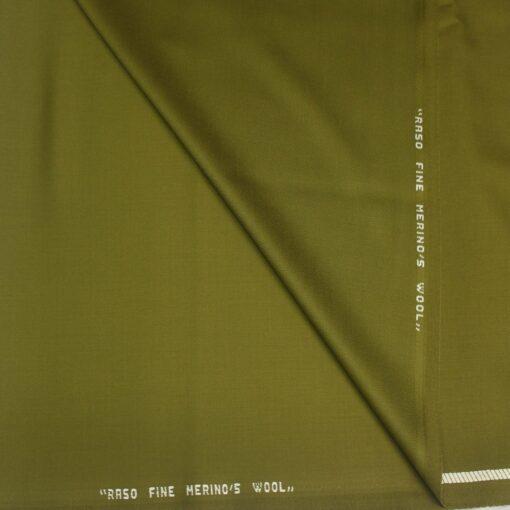 Tissu lainage Caca d'oie merino's wool