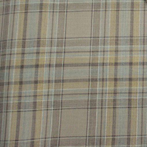 Tissu lainage écossais