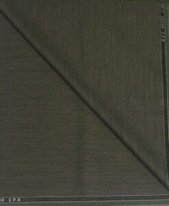 Tissu lainage kaki by lanificio mario zegna