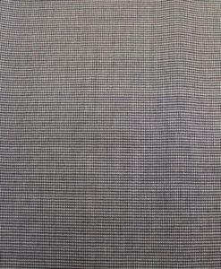 Tissu lainage pied de poule