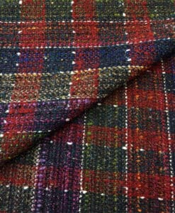 Tissu laine tweed 5