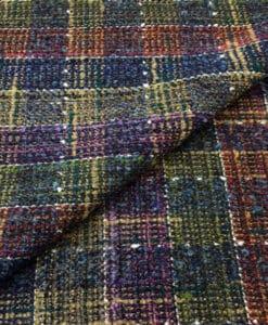 Tissu laine tweed 4