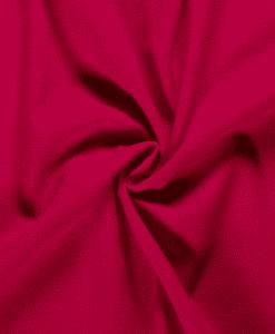 Tissu lin pur fuchsia