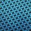 Tissu lycra imprimé quadrillage