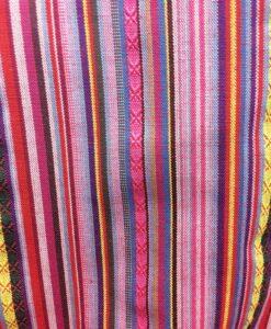 fabric poncho 008