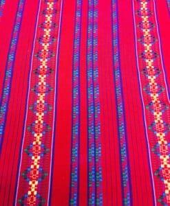 fabric poncho 012