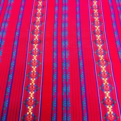 Tissu poncho 012