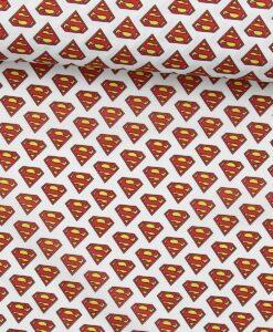 Superman Bio-Baumwollstoff