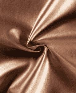 Tissu simili cuir rosé