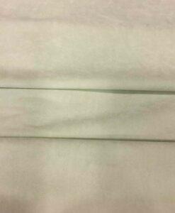 Tissu suédine vert pâle