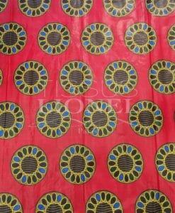 COTON IMPRIMÉ WAX AFRICAIN 075