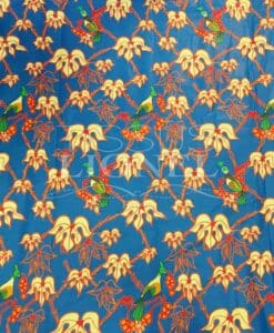 African Wax Cotton Fabric Exotic Print