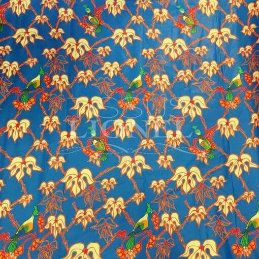 Tissu Wax Africain Coton Imprimé exotique