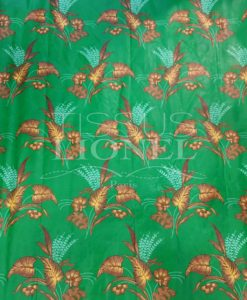 Fabric African Wax Printed Cotton