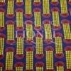 Tissu wax eventaille