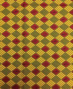 Tissu wax ghana