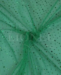 tulle pailleté hologramme fond vert pailleté vert hologramme