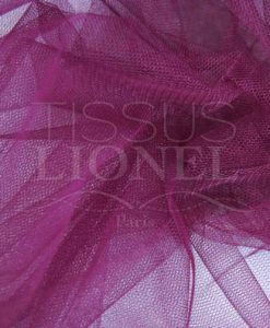 tulle red bordeaux