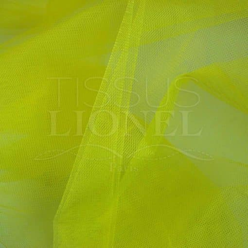 tulle red jaune citron