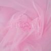 tulle red rose pale