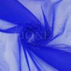 tulle souple bleu royal