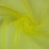 tulle souple jaune citron