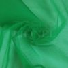 tulle souple vert sapin