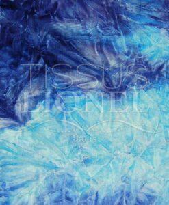 fluwelen verloop blauwe hemel en royal blue