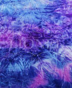 Градиент фиолетовый бархат, синий фуксия