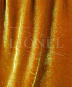 шелковистый темно-золотистый бархат