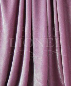 шелковистый фиолетовый бархат